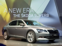 photo de Skoda Superb 3