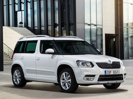 fiche technique skoda yeti 2 2 0 tdi 140 outdoor 4x4 2014. Black Bedroom Furniture Sets. Home Design Ideas