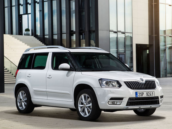 skoda yeti essais fiabilit avis photos prix. Black Bedroom Furniture Sets. Home Design Ideas