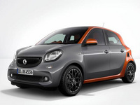photo de Smart Forfour 2