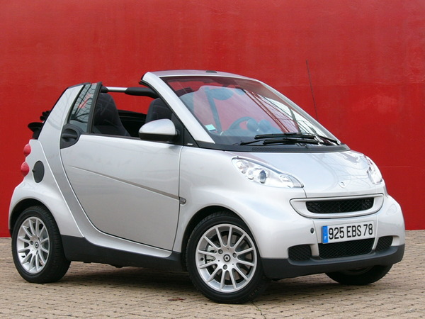 smart fortwo 2 cabrio essais fiabilit avis photos. Black Bedroom Furniture Sets. Home Design Ideas
