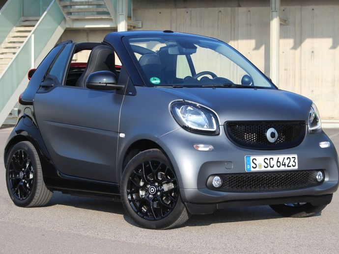 fiche technique smart fortwo iii cabrio 0 9 passion 2016 la centrale. Black Bedroom Furniture Sets. Home Design Ideas