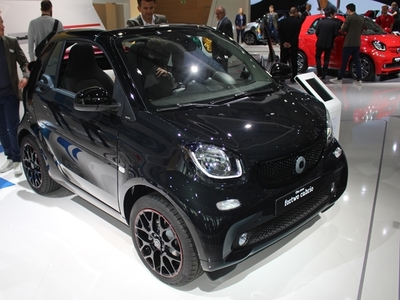 Smart Fortwo 3 Cabriolet