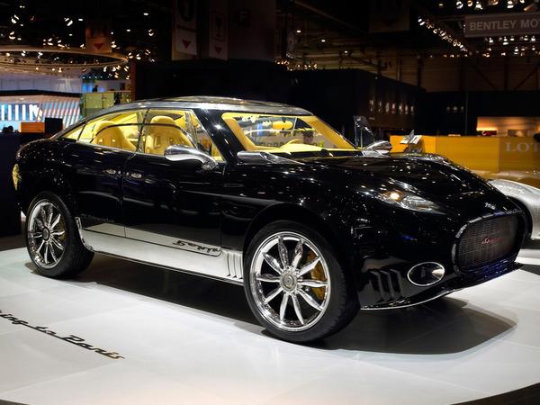 Spyker D8 Pekin To Paris