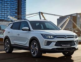 photo de Ssangyong Korando 3