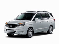 photo de Ssangyong Rodius 2