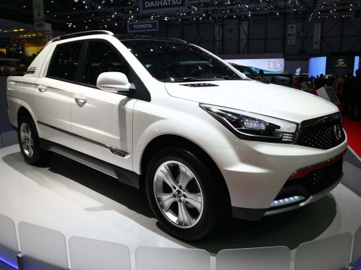 Photo ssangyong sut-1