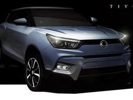 photo de Ssangyong Tivoli