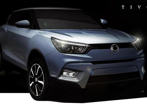 ssangyong tivoli essais fiabilit avis photos vid os. Black Bedroom Furniture Sets. Home Design Ideas