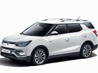 photo de Ssangyong Xlv
