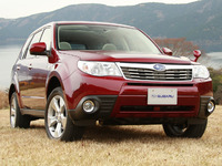 photo de Subaru Forester 3