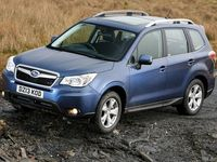 photo de Subaru Forester 4 Sport
