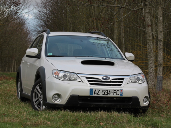Subaru Impreza 3 Xv