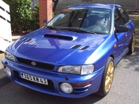 photo de Subaru Impreza