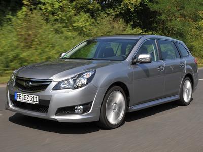 Subaru Legacy 2 Sw