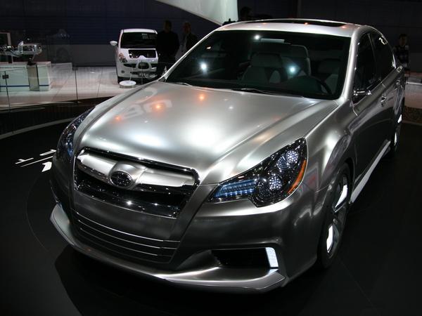 SubaruLegacy Concept
