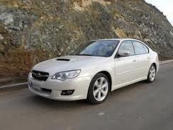 Subaru Legacy Utilitaire