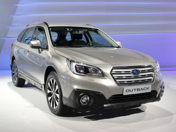 Photo SUBARU OUTBACK