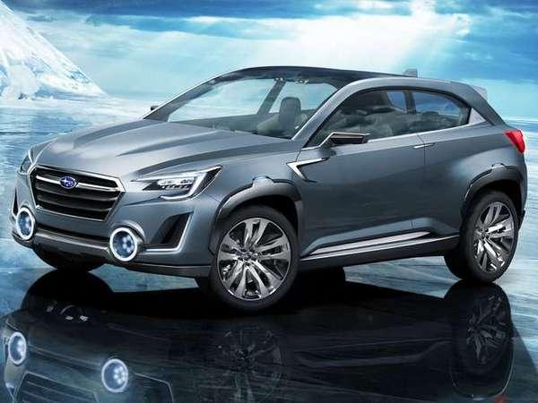 SubaruViziv 2 Concept
