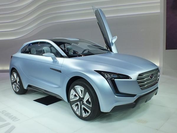 SubaruViziv Concept