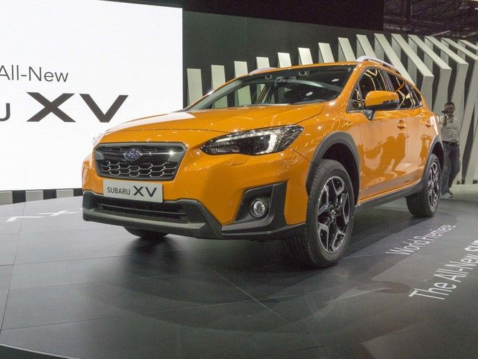 Photo subaru xv