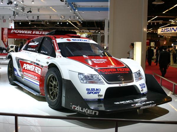 SuzukiGrand Vitara Sport Evolution