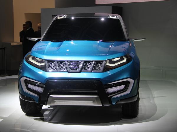 SuzukiIv-4 Concept