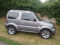 Photo Jimny Utilitaire