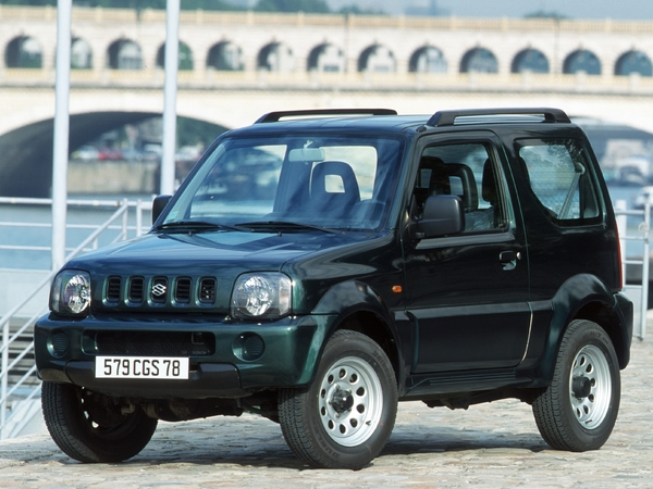 suzuki jimny essais fiabilit avis photos prix. Black Bedroom Furniture Sets. Home Design Ideas