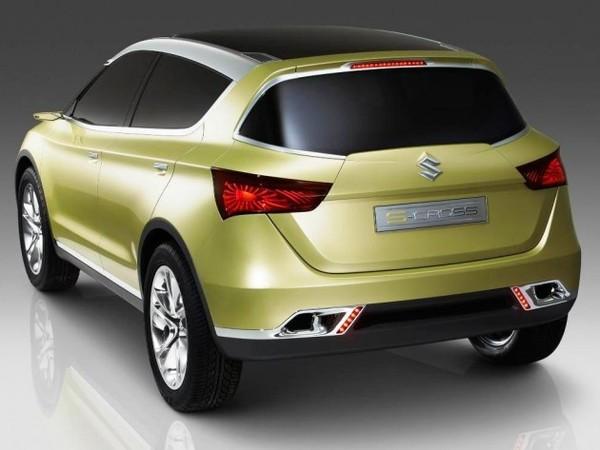 SuzukiS-cross Concept