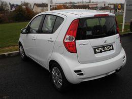 Suzuki Splash Utilitaire