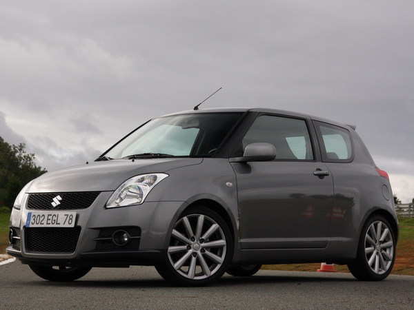 Photo suzuki swift 2008