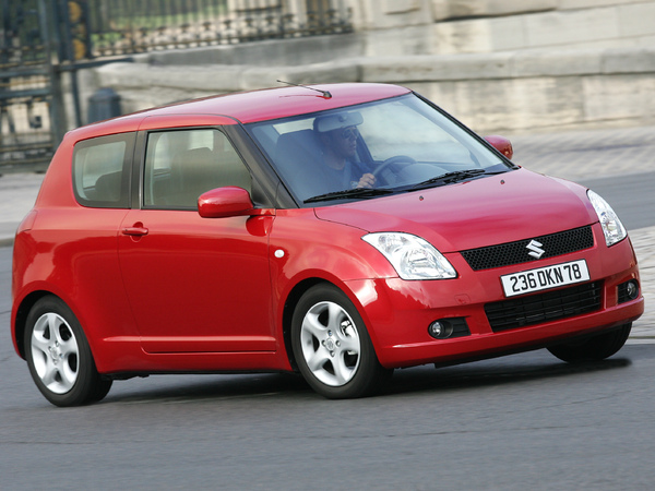 Photo suzuki swift 2009