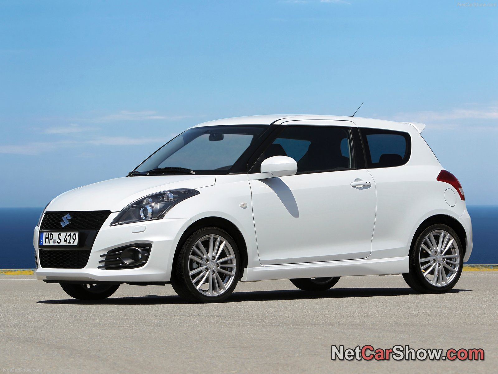 suzuki swift 3 sport essais fiabilit avis photos prix. Black Bedroom Furniture Sets. Home Design Ideas