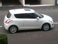 photo de Suzuki Swift 3 Utilitaire