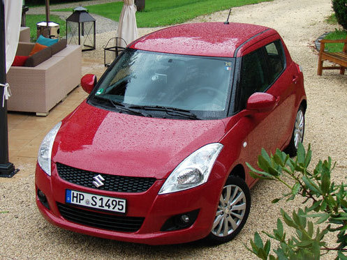 Photo suzuki swift 2011