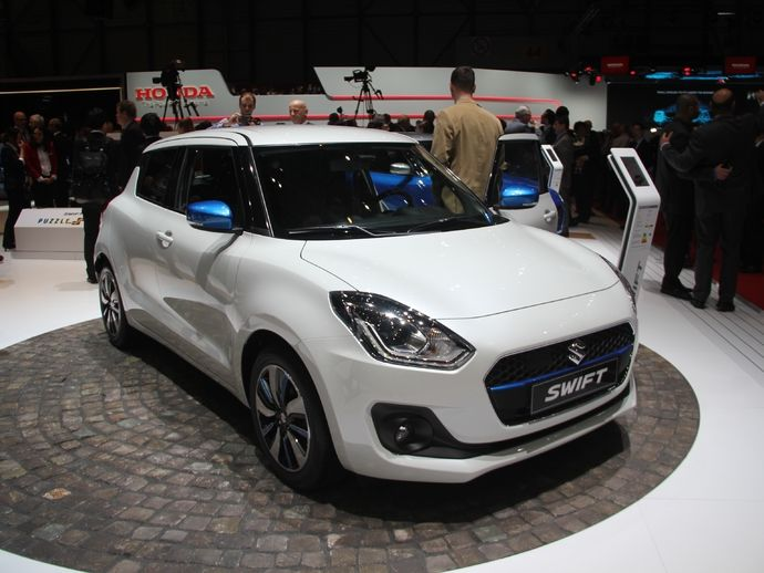 Photo suzuki swift 2018