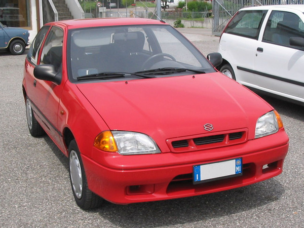 Photo suzuki swift 1994