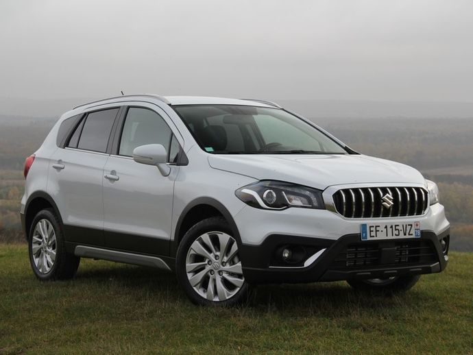 Photo suzuki sx4 s-cross 2017