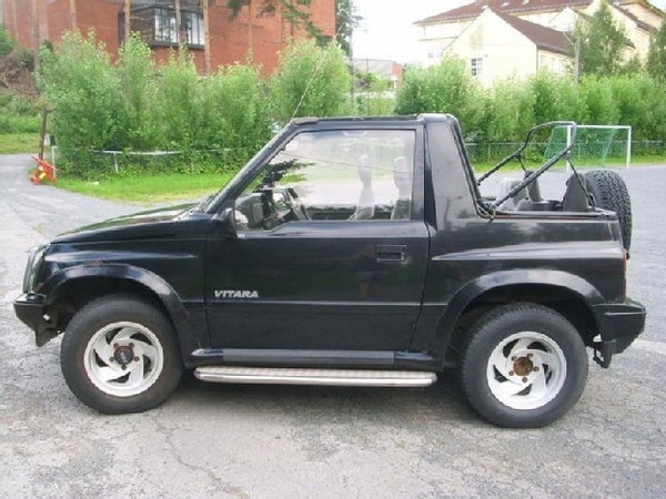 Photo suzuki vitara 1993