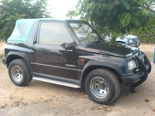 Photo suzuki vitara 2002