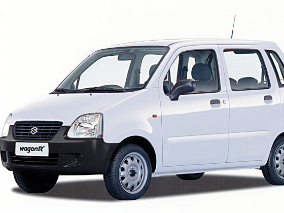Photo suzuki wagon r+
