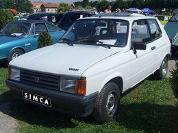 Talbot Simca Samba
