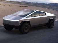 photo de Tesla Cybertruck