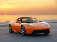 photo de Tesla Roadster