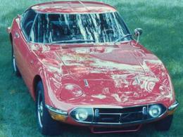Toyota 2000 Gt Mf 12