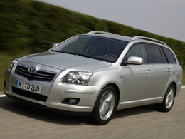 photo de Toyota Avensis 2 Break