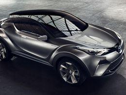 Toyota C-hr Concept 2