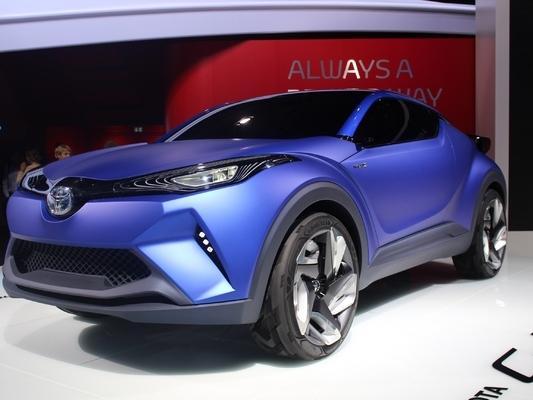 ToyotaC-hr Concept