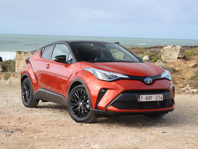 Photo toyota c-hr 2020